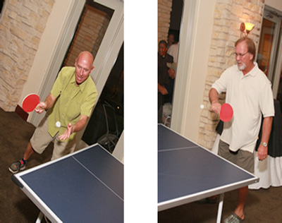 Dallas Carnival Game Rentals: Ping Pong Tables